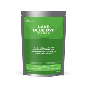 Aquascape Lake Blue Dye Packs