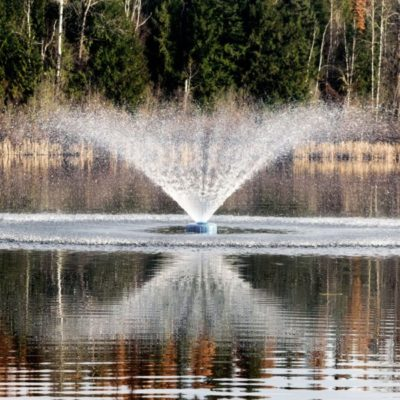 ProEco Products FF-8000 Floating Fountain