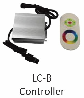 ProEco Products Tape Light - RGB - LC-B Controller