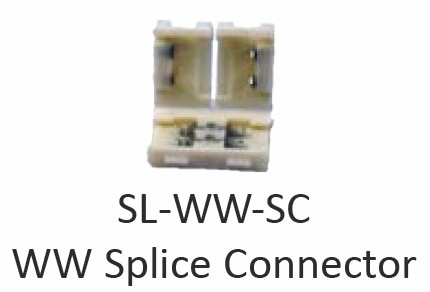 ProEco Products Tape Lights - Warm White - SL-WW-SC Splice Connector