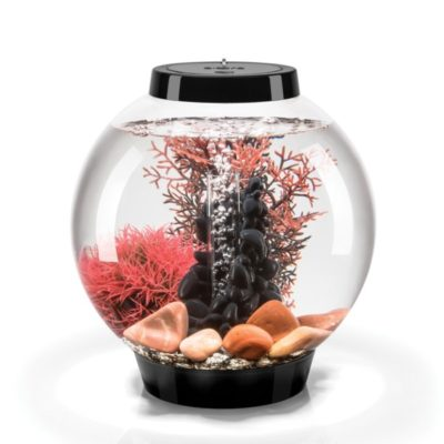 biOrb Classic 15 Aquarium Set - Black - Stone River