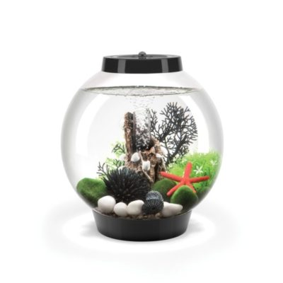 biOrb Classic 15 Aquarium with Multicolor Remote Control - Black