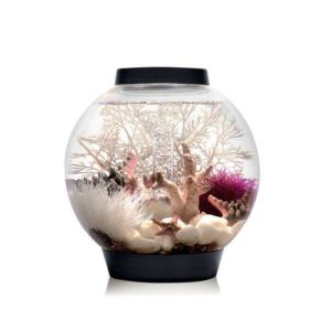 biOrb Classic 15 Aquarium with Standard LED Lighting - Black