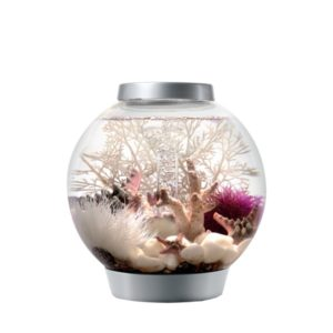 biOrb Classic 15 Aquarium with Standard LED Lighting - Silver
