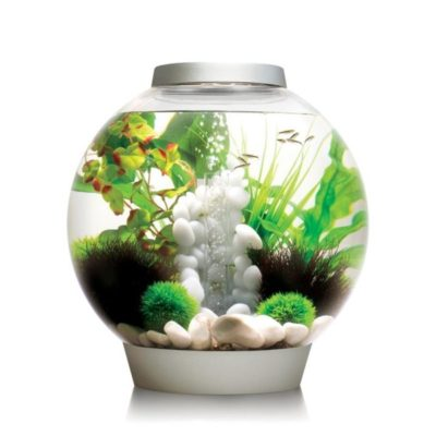 biOrb Classic 30 Aquarium with Standard LED Lighting - Silver