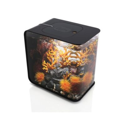 biOrb Flow 15 Aquarium with Standard LED Lighting - Black
