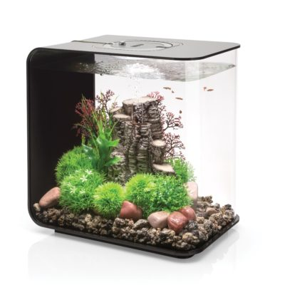 biOrb Flow 30 Aquarium with Multicolor Remote Control - Black
