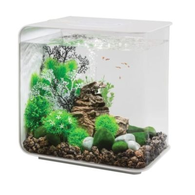 biOrb Flow 30 Aquarium with Standard LED Lighting - White