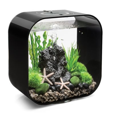 biOrb Life 30 Aquarium with Multicolor Remote Control - Black