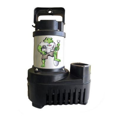 Anjon Big Frog Eco Drive 15500 Waterfall Pump