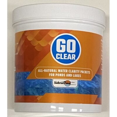 Natural Pond GoClear All-Natural Water Clarity Packets